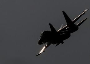 Qazaxıstanda qırıcı təyyarə qəzaya uğrayıb, pilot yaralanıb
