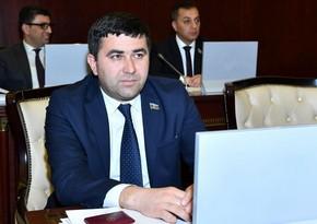 Deputat: Qarabağ məsələsinin arxasında bütün xalq dayanıb