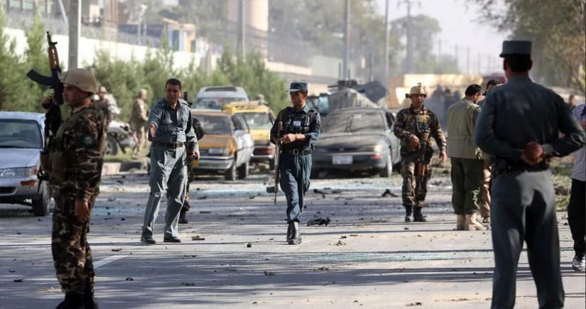 Bomb blast in Afghanistan kills several civilians