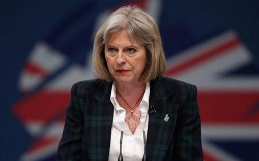 Tereza Mey: Böyük Britaniyanın Aİ-dən çıxışı ilə bağlı ikinci referendum olmayacaq