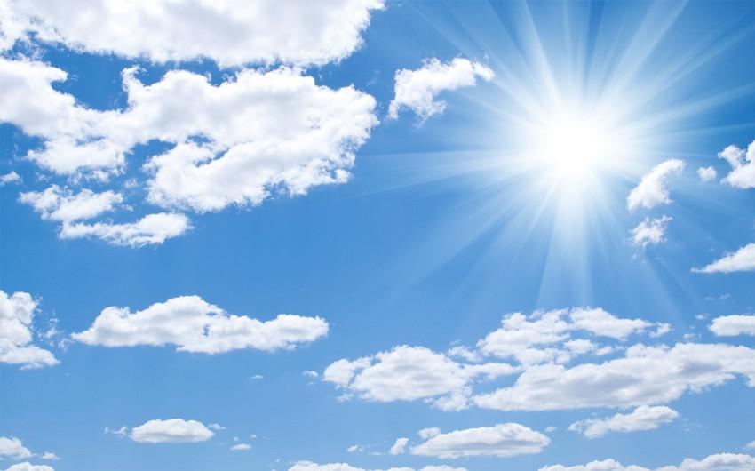Бюро прогнозов: До конца недели в Азербайджане сохранится жаркая погода