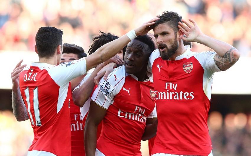Арсенал впервые за пять лет обыграл Челси в чемпионате Англии по футболу