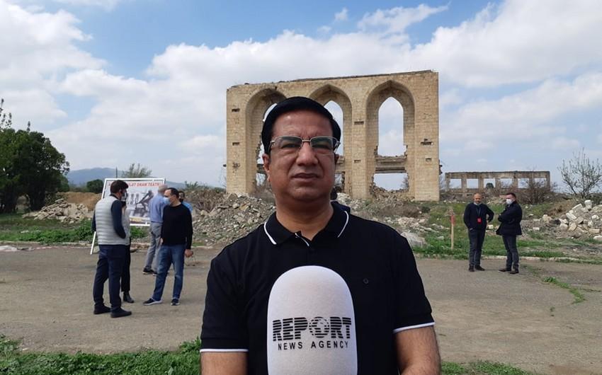 """Ekspert: """"BMT Ermənistanın törətdiyi hərbi cinayətləri diqqətə almalıdır"""""""