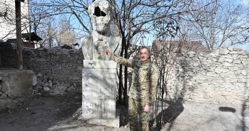 Deputat: Şuşaya gələn hər bir insan erməni vəhşiliyinin şahidi olacaq