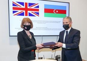 Азербайджан и Великобританияуглубляют сотрудничество в области изменения климата