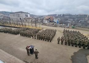 В городе Шуша почтена память жертв 31 марта – геноцида азербайджанцев