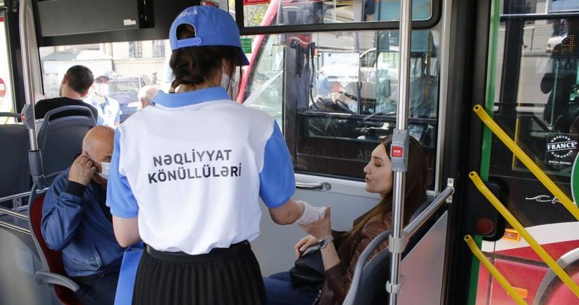 Nəqliyyat Könüllüləri proqramında iştirak üçün namizəd seçimi başlayıb