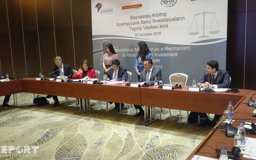 AmCham və Azərbaycan Beynəlxalq Arbitraj Məhkəməsi arasında memorandum imzalanıb