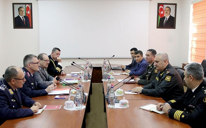 Минобороны Азербайджана и Германии провели двусторонние переговоры