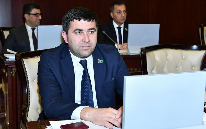 Deputat: Azərbaycan Arustamyanın AVRO-2020-də iştirakına mane olmayıb