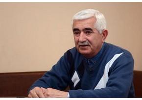Скончался народный артист Азербайджана