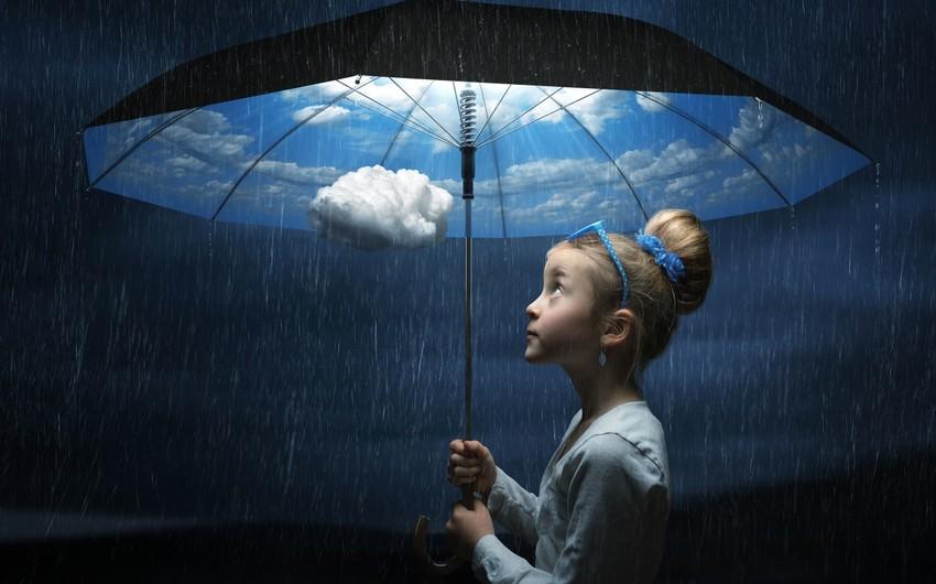Hava qeyri-sabit keçəcək: Bakıda yağış, rayonlarda qar yağacaq - XƏBƏRDARLIQ