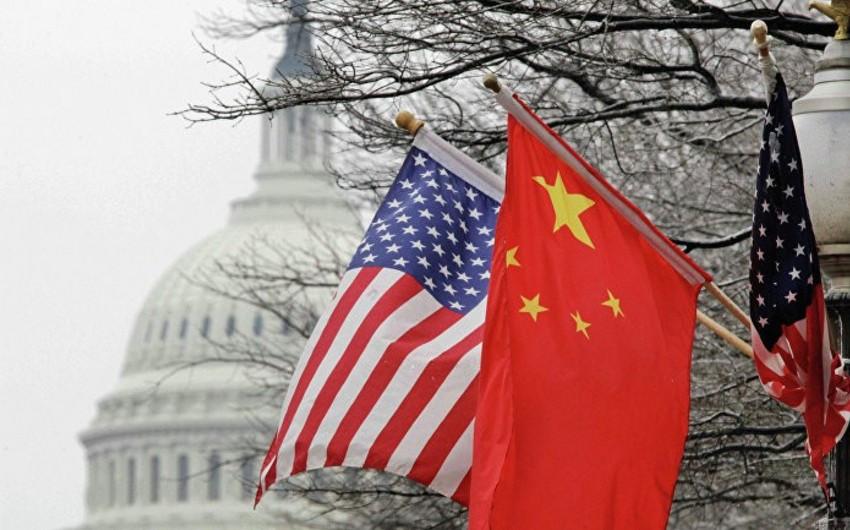 ABŞ və Çin valyutanın tənzimlənməsi üzrə yekun razılığa gəlib
