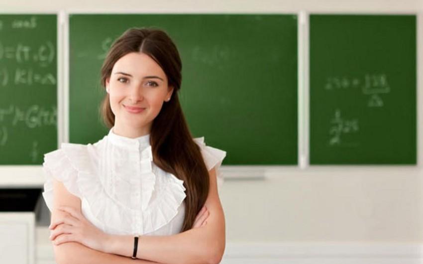 Вступило в силу распоряжение о повышении зарплаты учителям в Азербайджане