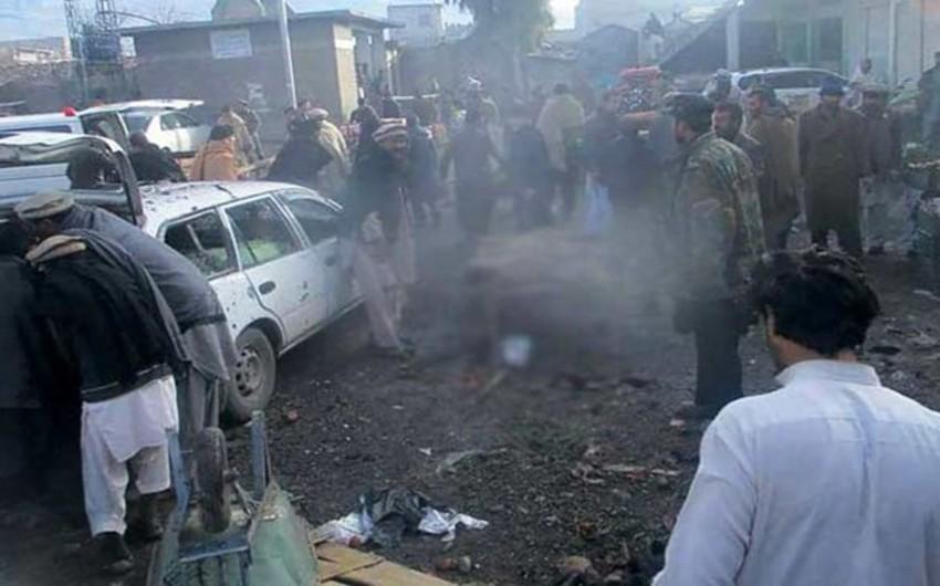 В Багдаде произошел взрыв, девять человек погибли - ФОТО