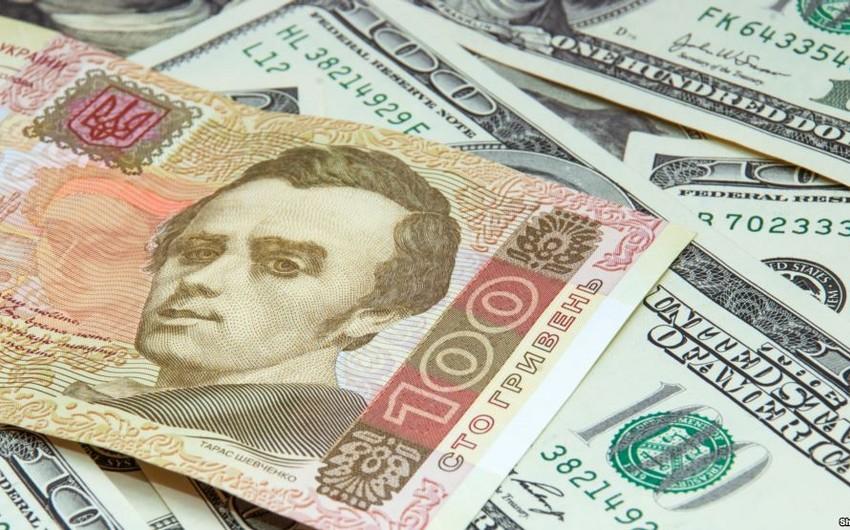 Ukrayna qrivnasi 5 aylıq minimumu təkrarlayıb