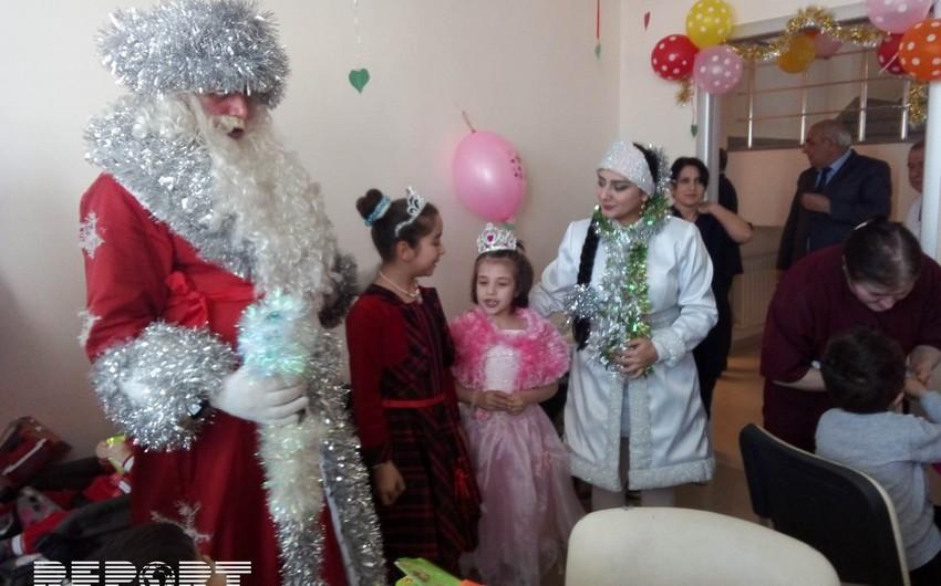 Mingəçevirdə Dünya Azərbaycanlılarının Həmrəylik Günü qeyd edilib - FOTO
