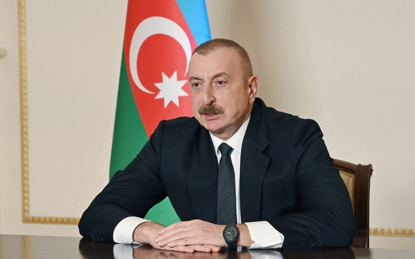 Ilham Aliyev: We want to see Indonesian companies as our partners