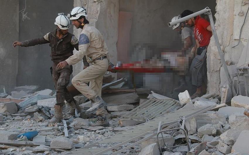 19 мирных жителей погибли в результате авиаудара в Дэйр-эз-Зоре