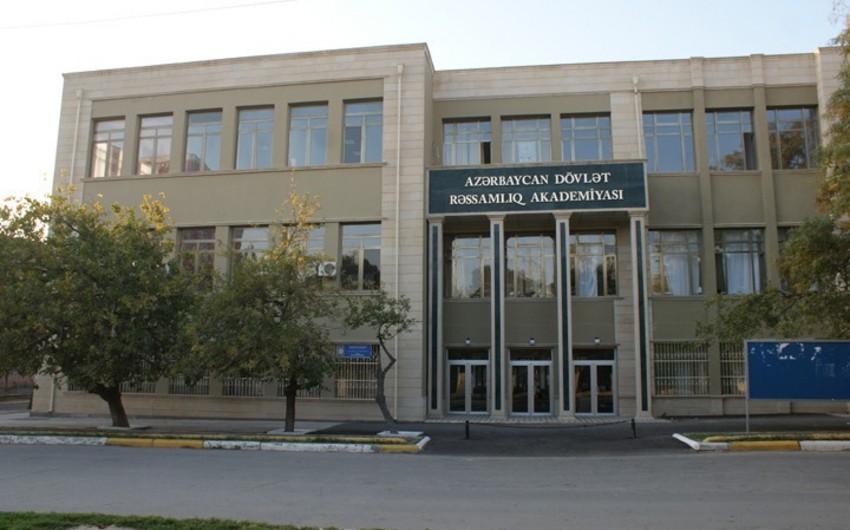Azərbaycan Dövlət Rəssamlıq Akademiyası vakansiya elan edib