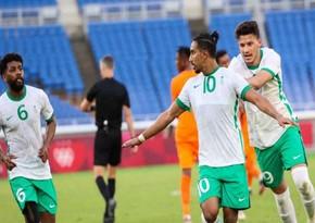 Токио-2020: Сборная Германии обыграла команду Саудовской Аравии