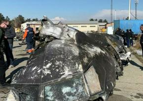İran Ukrayna təyyarəsini vurmasının səbəbini açıqladı