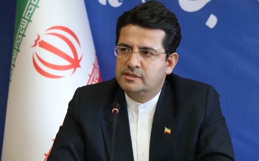 Посол: Строящийся Азербайджаном и Ираном мост занимает важное место в коридоре Север-Юг