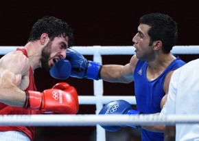 Azərbaycan boksçusu məğlubiyyətini hakim haqsızlığı ilə əlaqələndirib