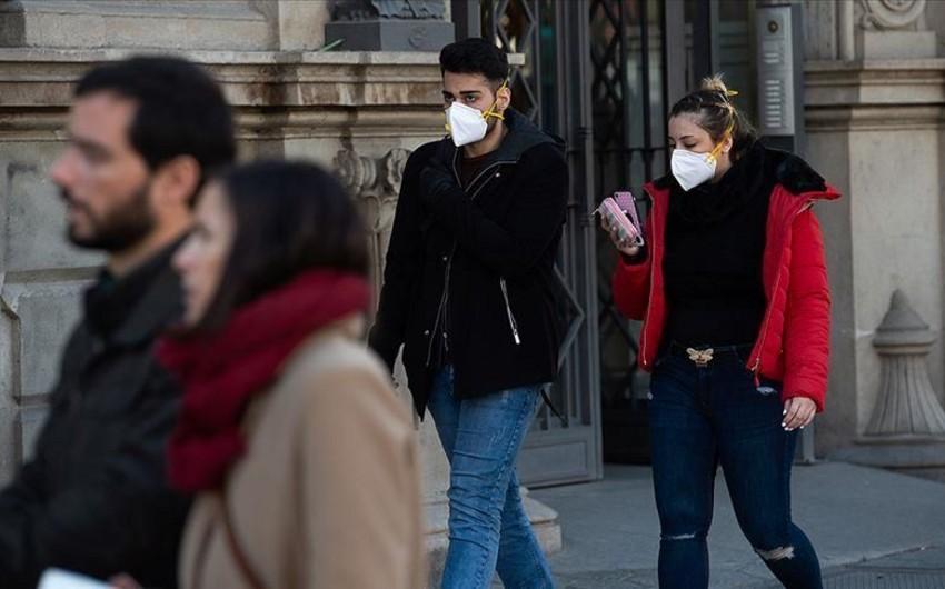 İspaniyada koronavirusdan ölənlərin sayı kəskin artdı
