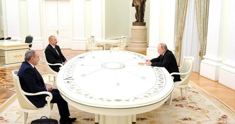 СМИ: Азербайджан и Армения подпишут в Москве два документа