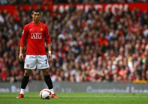 Ronaldo says 'magical' to be back at Manchester United