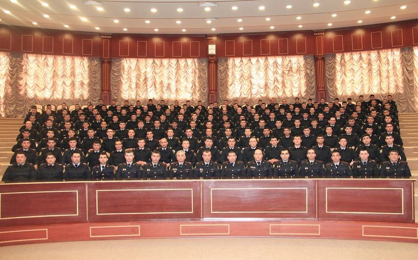 DİN-in Əlahiddə Çevik Polis Alayında Azərbaycanlıların Soyqırımı gününə həsr olunmuş tədbir keçirilib
