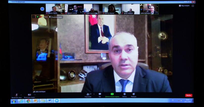 Таможенные органы Азербайджана и Испании подписали меморандум