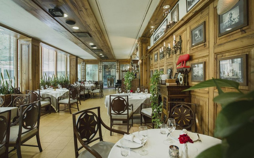 Gürcüstanda restoranların fəaliyyəti məhdudlaşdırıldı