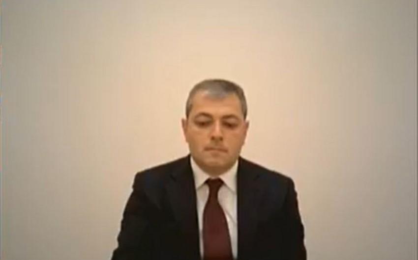 Первое заявление спецпредставителя президента в Шушинском районе
