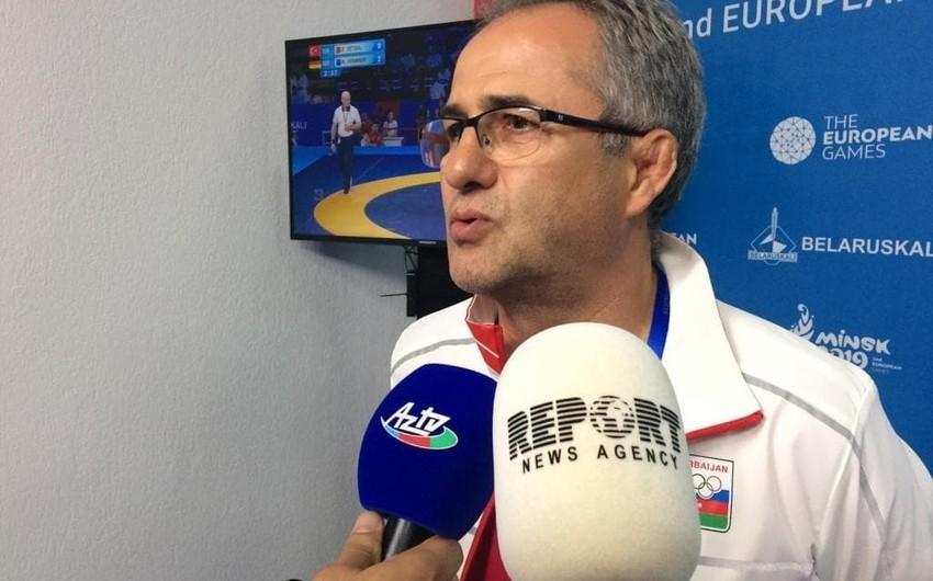 Saypulla Absaidov: Avropa Oyunlarına dünya çempionatına hazırlıq kimi yanaşdıq