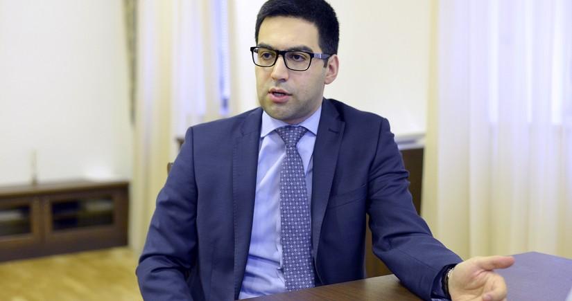 Главу Минюста Армении также отправят в отставку