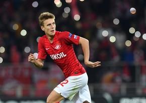 Spartakın futbolçusu: Neftçi daha hazırlıqlı idi