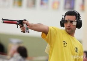 Azerbaijan names shooter entries for Second European Games