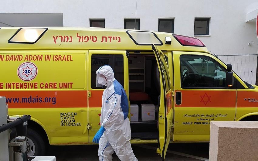 İsraildə 239 nəfər koronavirusdan ölüb