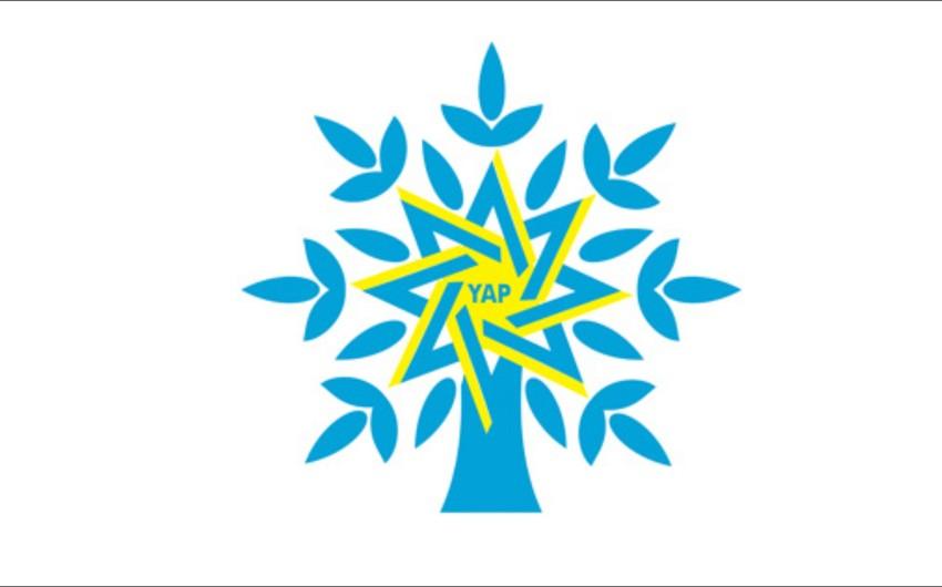 Партия Ени Азербайджан обнародовала дату начала подготовки к парламентским выборам