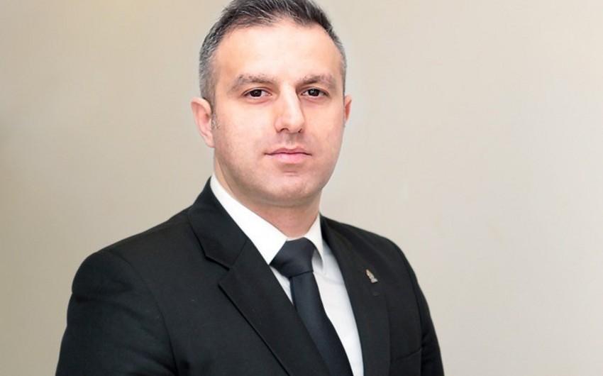Milli komandanın meneceri UEFA Gənclər Liqasının oyununa təyinat alıb