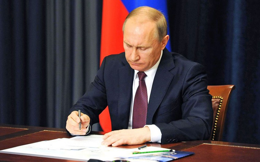 Rusiya Prezidenti KTMT-də tərəfdaş təsisatını təsdiq edib