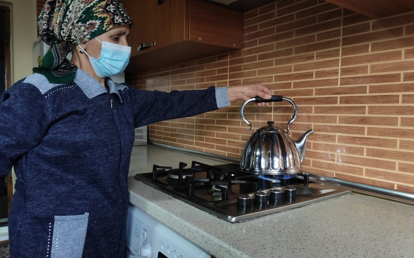 Азеригаз газифицировал еще 1 039 индивидуальных жилых домов