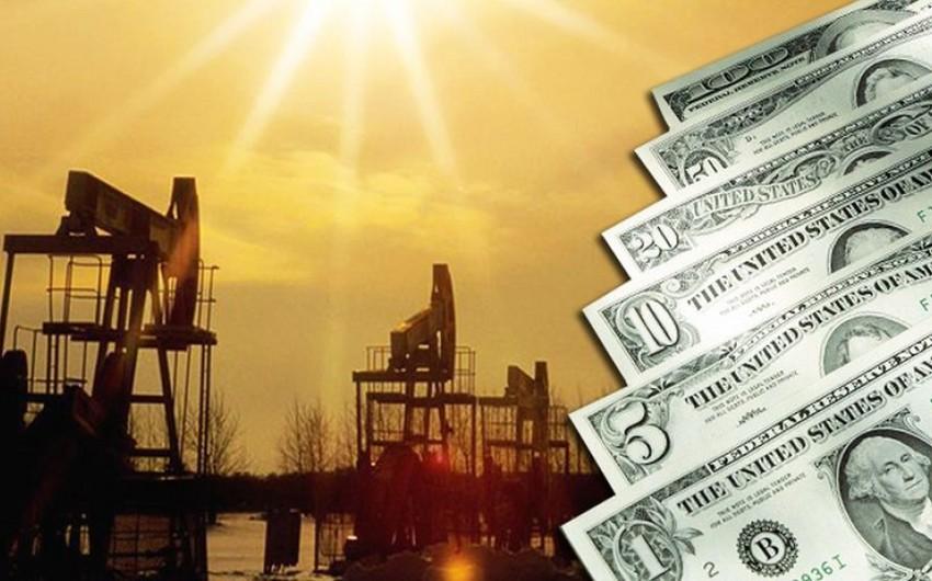 Azerbaijani oil price decreased by 2 USD