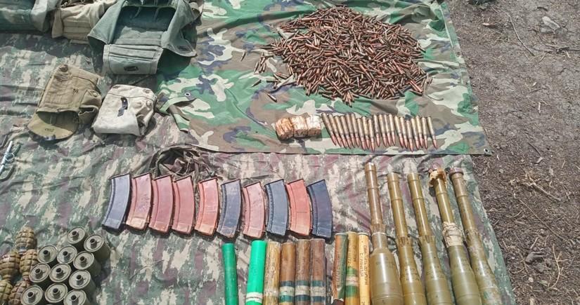 На освобожденных от оккупации участках госграницы обнаружено 2,8 тыс. мин