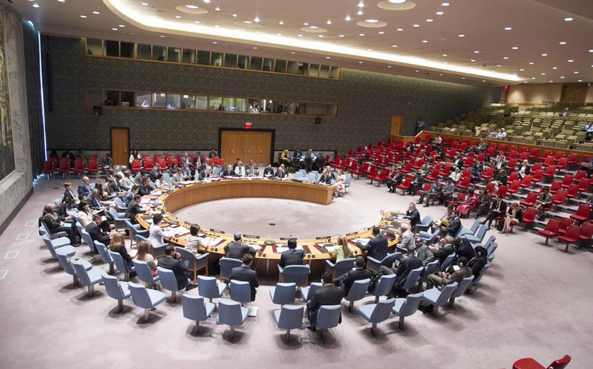 UN Security Council discuss situation in Yemen