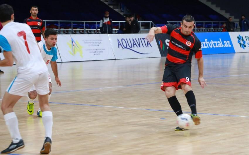 Azerbaijani futsal player disqualified for a year