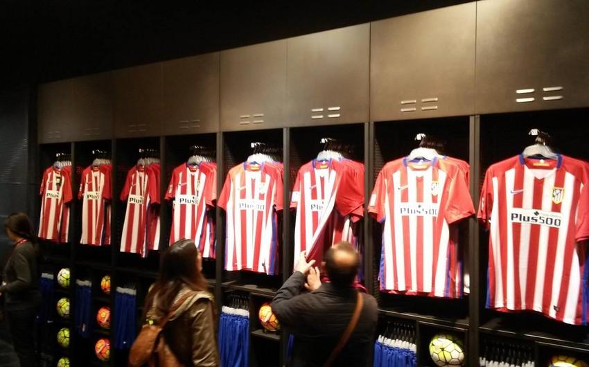 Atletiko Madrid klubunun mağazası qarət olunub