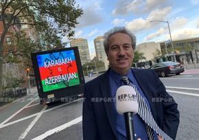 Награды вручены активистам азербайджанской диаспоры в США